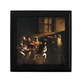 Caravaggio - The Calling of Saint Matthew Gift Box
