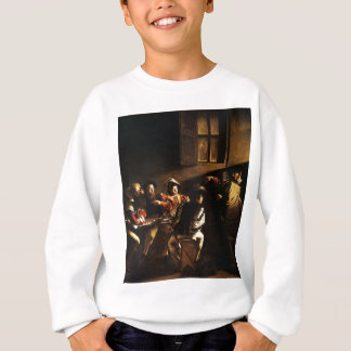 Caravaggio - The Calling of Saint Matthew Sweatshirt