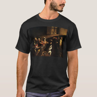 Caravaggio - The Calling of Saint Matthew T-Shirt