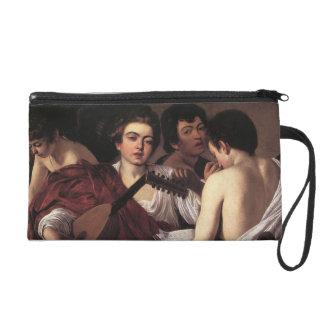 Caravaggio The Musicians Wristlets
