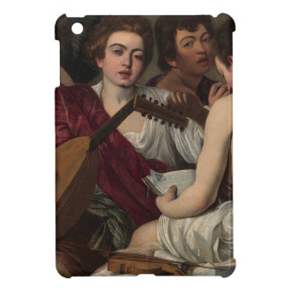 Caravaggio - The Musicians - Classic Artwork iPad Mini Case