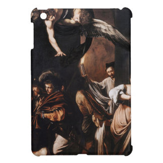 Caravaggio - The seven Works of Mercy Painting iPad Mini Cover