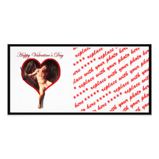 Caravaggio's Cupid for Valentine's Day Photo Card Template
