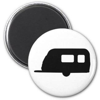 Caravan - Camping Magnet