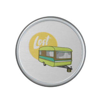 Caravan Lost Rerto Sixties Style Bluetooth Speaker