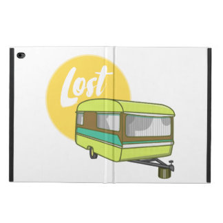 Caravan Lost Summer Holiday Powis iPad Air 2 Case