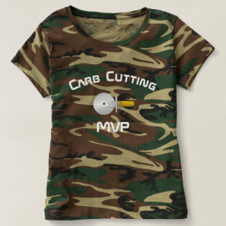 Carb Cutting MVP T-Shirt