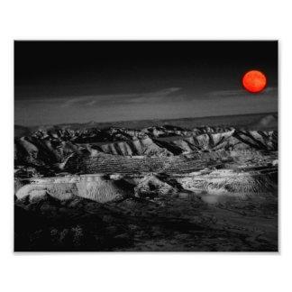Carbon Apocalypse # 5 Photo Print