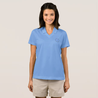 Carbon Atom Polo Shirt