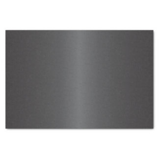 Carbon Black Bells Tissue Paper