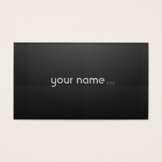 Carbon Business Card