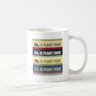 Carbon Dioxide Is Plant Food Mug