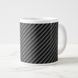 Carbon Fiber 2 Jumbo Mug