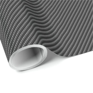 Carbon Fiber 2A Wrapping Paper