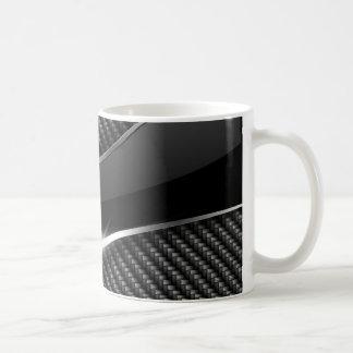 Carbon Fiber 3 Mugs