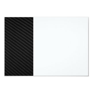 Carbon Fiber Accented Card