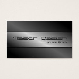 Carbon fiber business cards business card printing zazzle carbon fiber and brushed steel business card reheart Choice Image