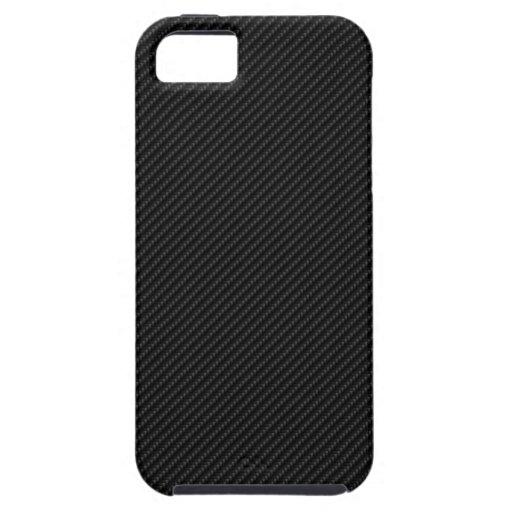 Carbon Fiber iPhone 5 Covers
