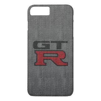 Carbon Fiber Nissan GT-R iPhone 8 Plus/7 Plus Case