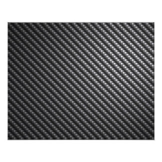 Carbon Fiber Pattern Art Photo