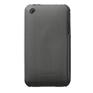Carbon fiber Pattern iPhone 3 Case-Mate Case