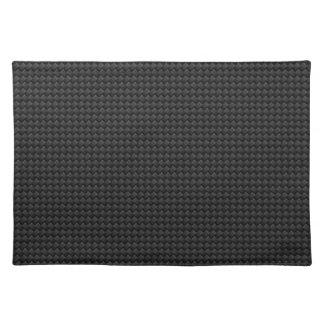 Carbon fiber placemat