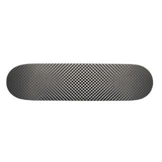Carbon-fiber-reinforced polymer 18.1 cm old school skateboard deck
