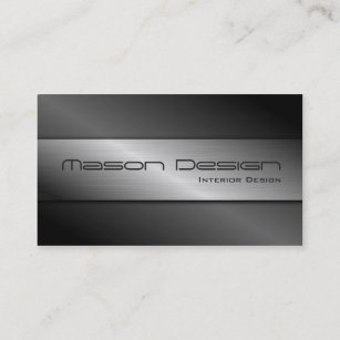 Steel industry business cards zazzle au carbon fibre and brushed steel business card reheart Gallery