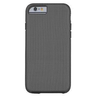 Carbon Fibre Base Tough iPhone 6 Case