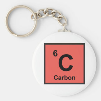 Carbon Keychain