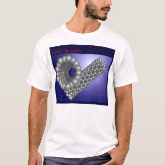 Carbon Nanotubes (front) T-Shirt