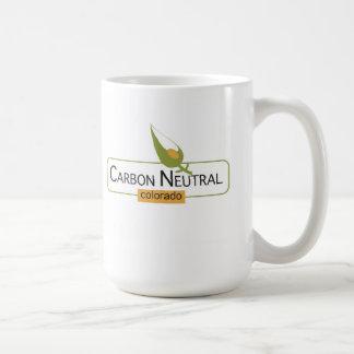 Carbon Neutral Colorado Basic White Mug