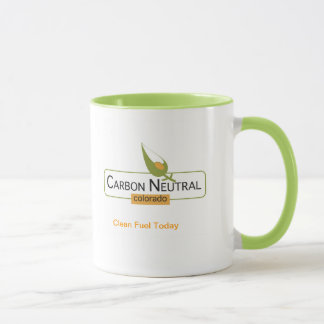 Carbon Neutral Colorado Mug