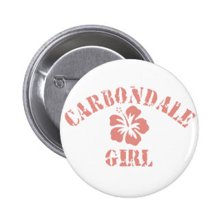 Carbondale Pink Girl Buttons