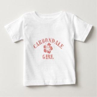 Carbondale Pink Girl T Shirts