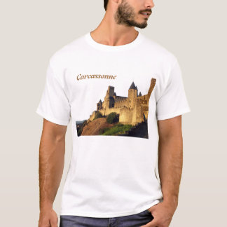 Carcassone Castle T-Shirt