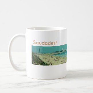 Carcavelos, Portugal photo mug