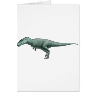 Carcharodontosaurus Card