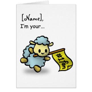 Card - #1 Fan