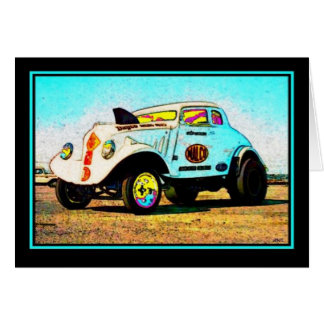Card  33 WILLYS GASSER