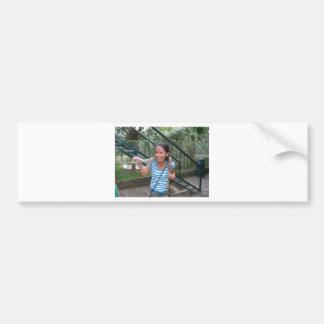 card car bumper sticker