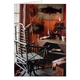 Card - Camp Maine: Rustic Furniture & Accessories