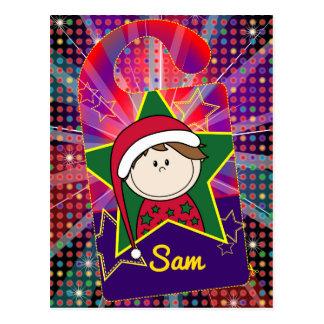 Card - Christmas - deurhanger