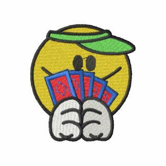 Card Dealer Embroidered Jacket