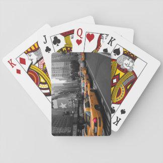 Card deck New York image