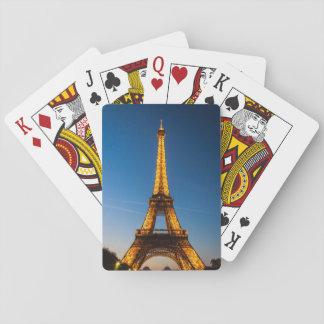 Card decks Paris - Eiffel Tower #1 Playing Cards
