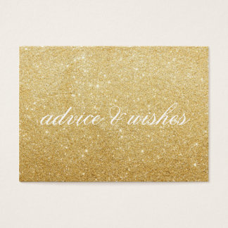 Card - Fab Advice & Wishes