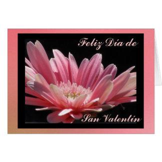 Card - Feliz Día de San Valentín - Margarita Rosa