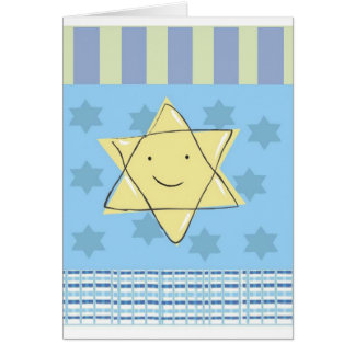 Card: Hanukah Card by Kim Y.