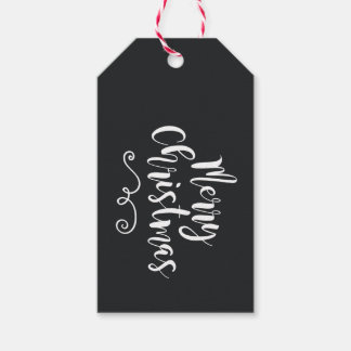 Card Labels for Gift Merry Christmas